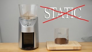 Brilliant Hack to Remove Static in the Coffee Grinder at no cost | FrenchPressCoffee.com