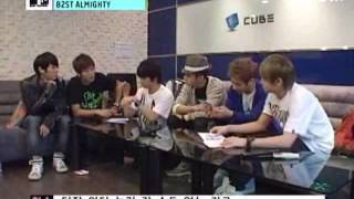Vietsub MTV B2ST Almighty ep 4 1/3