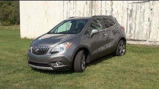 2013 Buick AWD Encore 0-60 MPH First Drive Review