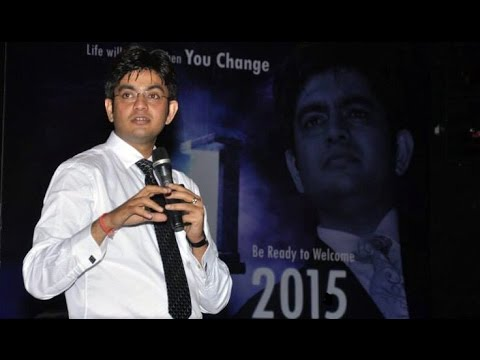 The Major Key For Your Success is yoU…Hindi Motivational Training :Mr. Sonu Sharma