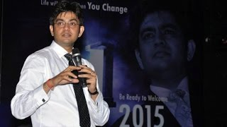 The Major Key For Your Success is yoU...Hindi Motivational Training :Mr. Sonu Sharma