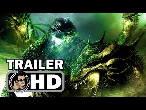 GODZILLA: KING OF THE MONSTERS Official King Ghidorah Origins Featurette (2019) Sci-Fi Movie HD