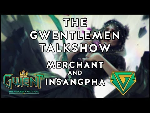 The Gwentlemen's Talkshow - 19th October /w Merchant, Insangpha