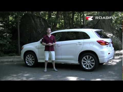 RoadflyTV - 2011 Mitsubishi Outlander Sport Test Drive & Review