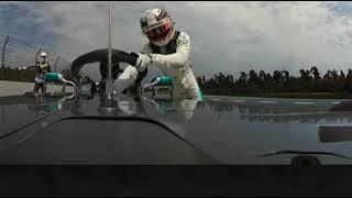 Lewis Hamilton Hits Trouble In Qualifying (360 video) | 2018 German Grand Prix thumbnail