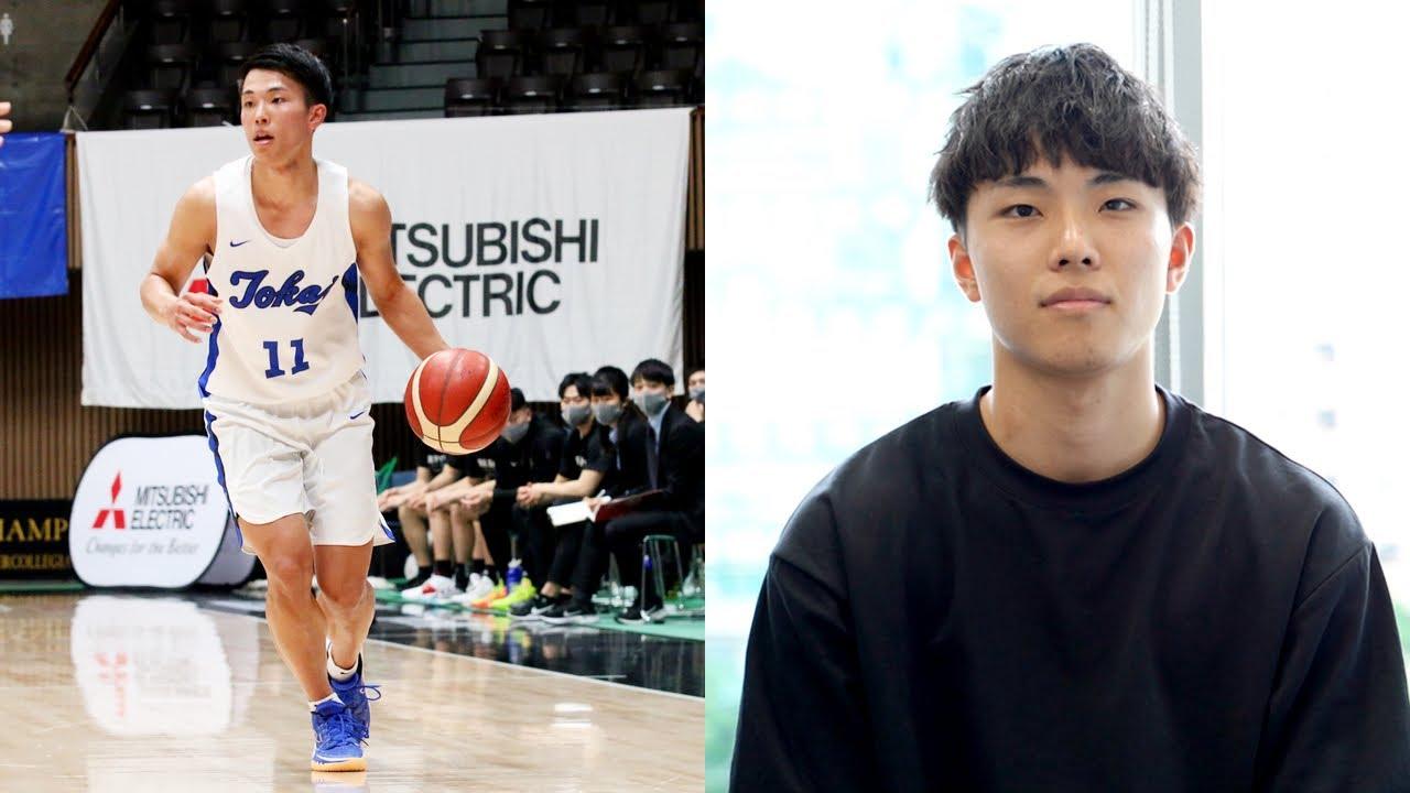 【バスケ】全治12ヶ月の怪我、復帰を目指す大倉颯太にインタビュー