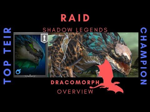 Raid: Shadow Legends - Dracomorph - Overview