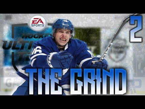 NHL 18 | RTG: The Grind #2 | The Tiny Goalscorer