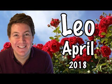 Leo April 2018 Horoscope  Gregory Scott Astrology