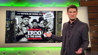 Christian Ehring: Erdo & the Gang cancelt Deutschlandtour