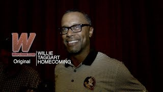 Willie Taggart talks about journey from Manatee to the man at FSU