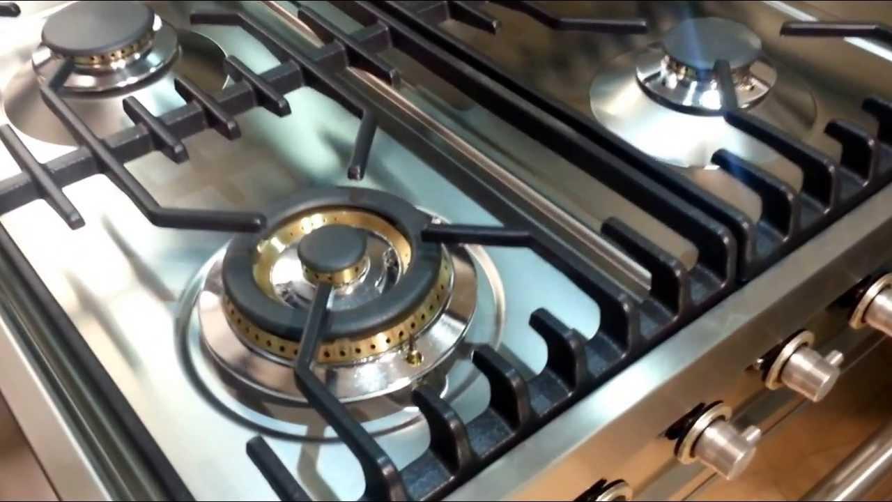 Fornuis Energieklasse A : Vt ix video boretti fornuis roestvrijstaal de schouw witgoed