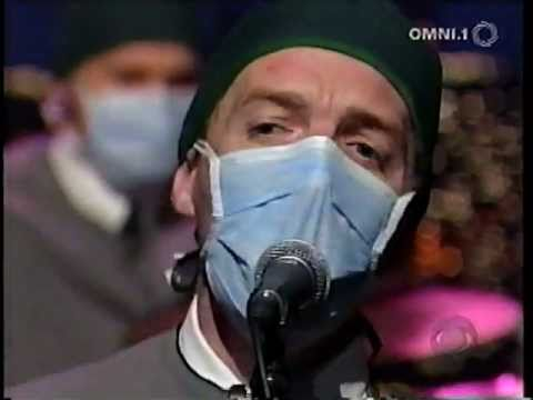 Clinic on Letterman (Better Quality)