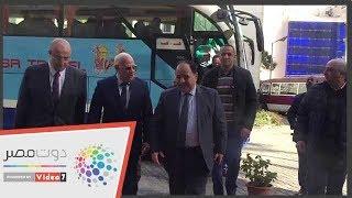 وزير المالية يتابع منظومة التأمين الجديدة فى بورسعيد