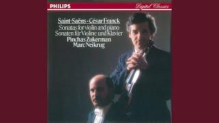 Franck: Sonata for Violin and Piano in A - 3. Recitativo - Fantasia (Ben moderato - Largamente...