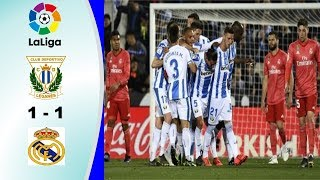 Download Video Hasil La Liga Spanyol Leganes VS Real Madrid 16 April 2019 | Laliga Spain El Clasico MP3 3GP MP4