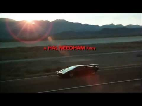 cannonball run intro HD music only, no talking or sound effects