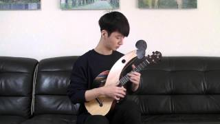 (Yiruma) River Flows In You - Sungha Jung (Harp Ukulele Ver.)