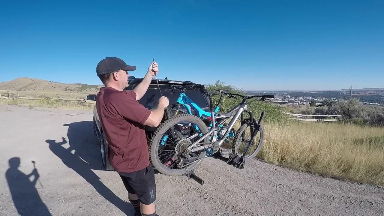 kuat transfer bike rack review