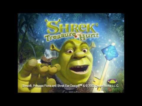 Shrek: Treasure Hunt - Gameplay PSX / PS1 / PS One / HD 720P (Epsxe)