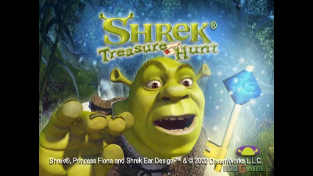 Shrek Treasure Hunt Gameplay Psx Ps1 Ps One Hd 720p Epsxe
