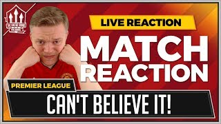GOLDBRIDGE   Martial SAVES Mourinho Again! Chelsea 2-2 Manchester United