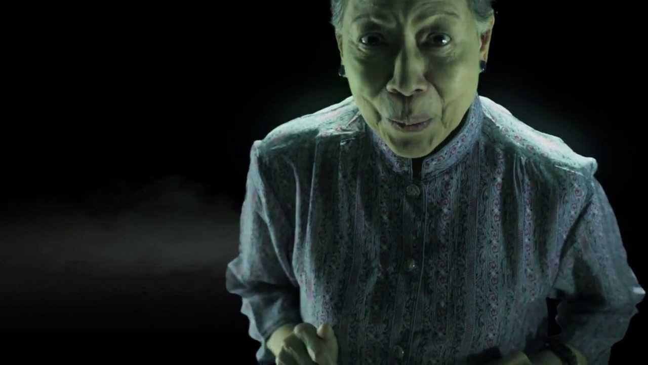「爆笑」進擊的羅蘭姐 - 貞子篇 - YouTube