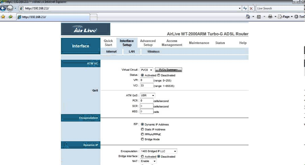 AIRLIVE WT-2000ARM DRIVER WINDOWS