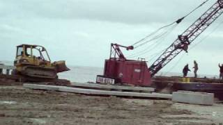 Crane accident, LA gulf coast