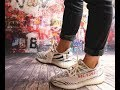 Adidas yeezy boost 350 v2 zebra on feet review