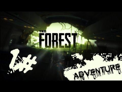 jogando the forest primeiro acampamento 1 doovi