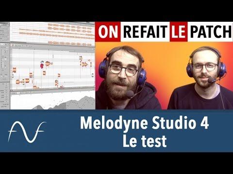 Melodyne 4 - TEST