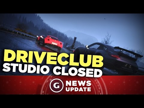 Evolution Studios Shut Down - GS News Update