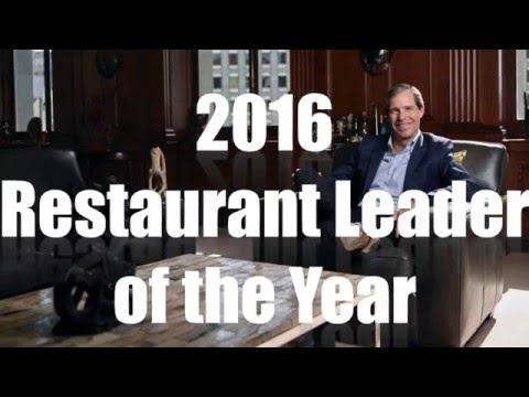 Greg Flynn Restaurant Leader of the Year