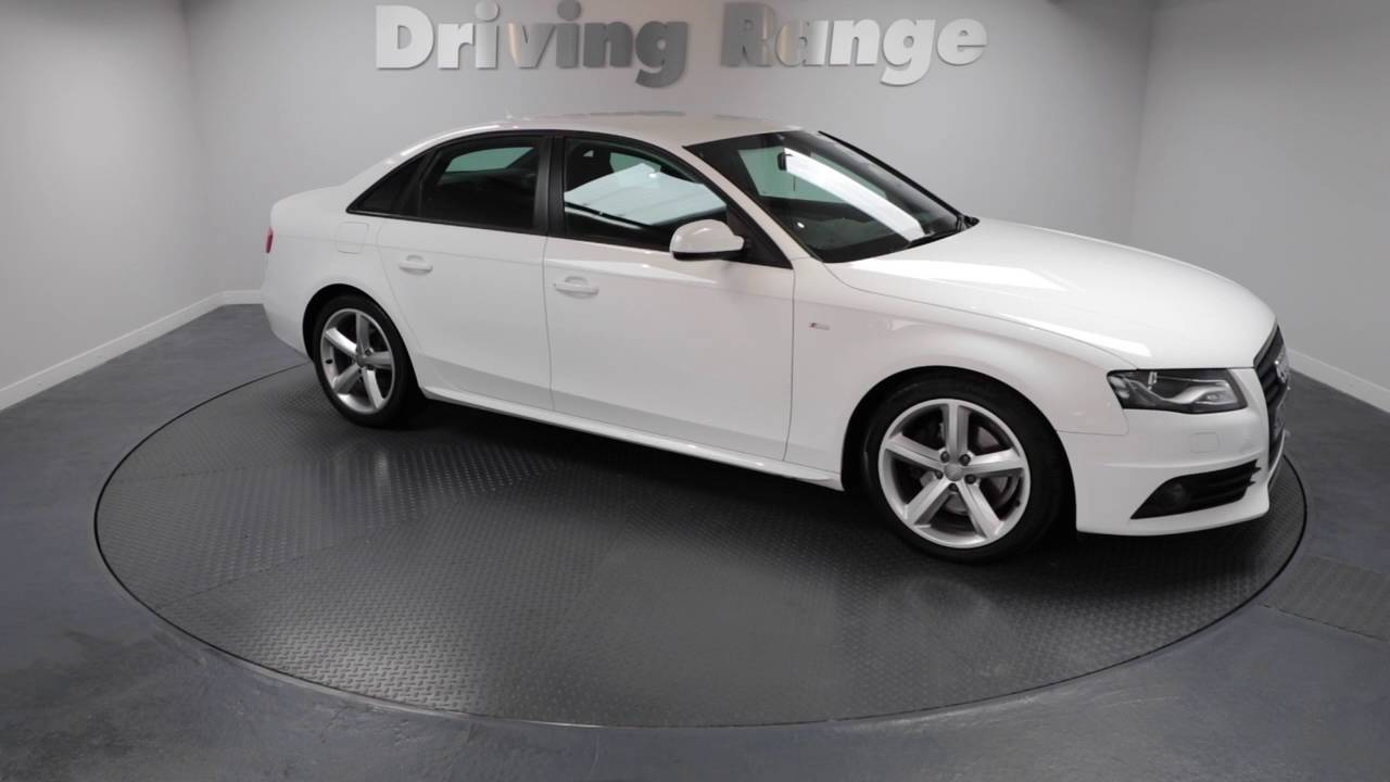 2010 Audi A4 2 0 Tdi S Line Special Edition Youtube