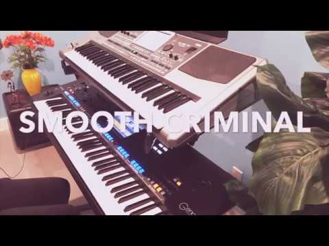 SMOOTH CRIMINAL - Michael Jackson - Cover on Yamaha Genos