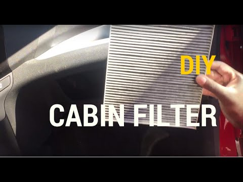 How To Change The Cabin Air Filter For 2014 Chevy Spark Youtube