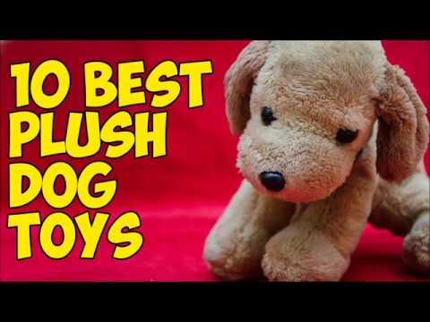 10-best-plush-dog-toys-2019