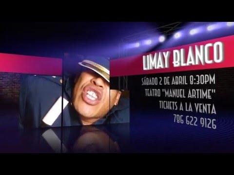 "Limay Blanco, Despedida Abril 2, Teatro ""Manuel Artime"""