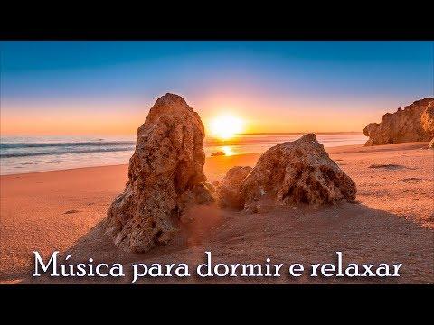 Música para dormir rápido e relaxar profundamente / musica anti insônia / SOM DE ONDAS DO MAR