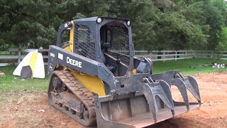 John Deere 319D Compact Track Loader Review