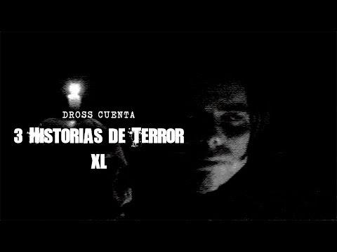 Dross cuenta 3 historias de terror 40 (Feliz viernes 13).