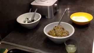 Recette De Kefta De Sardine Sauce Tomate Et Coriandre.