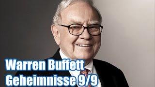 Geld Verdienen mit Aktien – Warren Buffett Serie 9/9