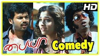 Gambar cover Latest Tamil Movie Comedy Scenes | Paiya Tamil Movie Comedy Scenes | Karthi | Tamanna | Jagan