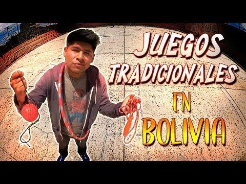 Así eran los JUEGOS TRADICIONALES en BOLIVIA