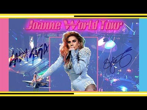 Lady Gaga concert in Philadelphia, PA