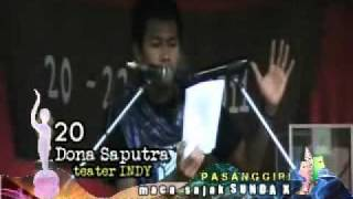 Pasanggiri Maca Sajak Sunda X 2011-Teater Kappas SMA Pasundan 2 Tsm-DONA SAPUTRA