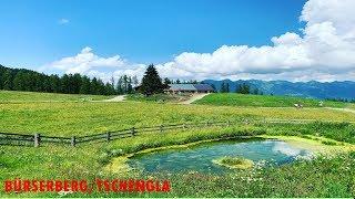 VORARLBERG   BÜRSERBERG/TSCHENGLA   #austria