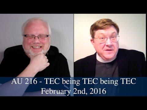 AU 216 - TEC being TEC being TEC